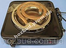 Плита електрична настільна Елна 010Н (1-конфорка, 1 квт, широкий тен)