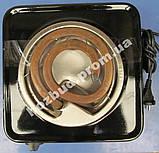 Плита электрическая настольная Элна 010Н (1-конфорка, 1кВт, широкий тен), фото 2