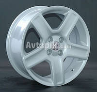 Литые диски Replay Peugeot (PG33) R17 W7 PCD4x108 ET29 DIA65.1 (silver)
