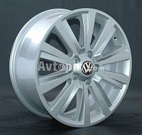 Литые диски Replay Volkswagen (VV79) R18 W7.5 PCD5x120 ET45 DIA65.1 (silver)