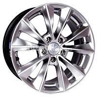 Литые диски Racing Wheels H-393 R17 W7.5 PCD5x114.3 ET42 DIA73.1 (silver)