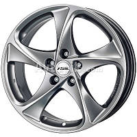 Литые диски Rial Catania R18 W8.5 PCD5x114.3 ET45 DIA70.1 (silver)