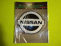 Коврик под телефон силиконовый не скользящий NISSAN