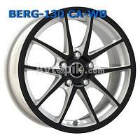 Литые диски Berg 130 R15 W6.5 PCD5x114.3 ET40 DIA73.1 (CA-WB)