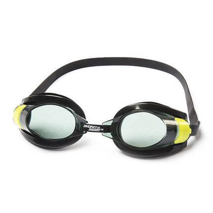 Очки для плавания Focus BestWay 21078 три цвета детские от 7 лет , фото 2