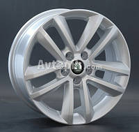 Литые диски Replay Skoda (SK26) R17 W7 PCD5x112 ET45 DIA57.1 (silver)