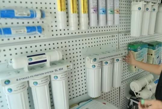 Система 3-х ступенчатой очистки воды BioSystems SL 303 фильтр