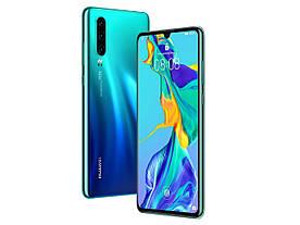 Смартфон HUAWEI P30 6/128GB Aurora (51093NDH)