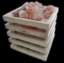 Гималайская соль корзина кубик 4,5 кг