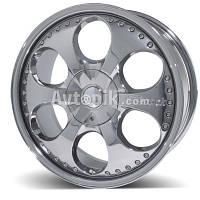 Литые диски Brock B18 R18 W8 PCD5x112 ET35 DIA72.6 (SLC)