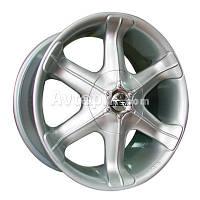 Литые диски Antera 301 R17 W8.5 PCD5x112 ET38 DIA75 (silver)