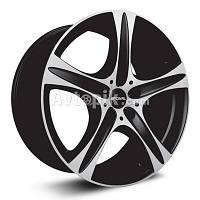 Литые диски Ronal R55 R20 W9.5 PCD5x112 ET55 DIA66.6