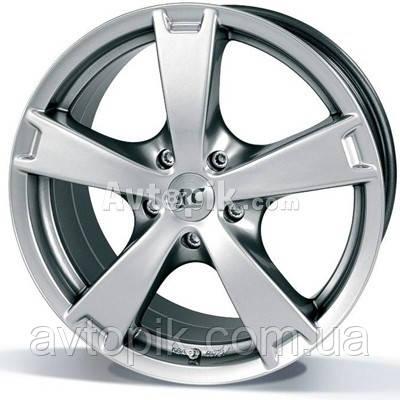 Литые диски RC Design RC-09 R15 W7 PCD5x110 ET38 DIA72.6 (CSS1)