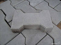 "Тротуарна плитка ""Катушка"" ЕЛИТ 200х160 мм"