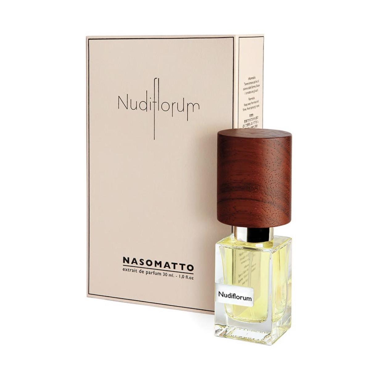 Нішеві парфуми унісекс NASOMATTO Nudiflorum парфумована вода 30ml, квітковий деревинно-мускусний аромат