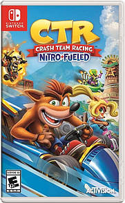 Игра для Nintendo Switch Activision-Blizzard Switch Crash Team Racing