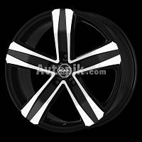 Литые диски Mak Stone R18 W8.5 PCD5x127 ET35 DIA71.6 (black mirror)