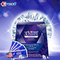 Отбеливающие полоски Америка Crest 3D White Whitestrips - Professional Effects (20 treatment)