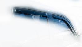 Дефлекторы окон (ветровики) Д/о Audi 100/A6 4D 1990-1997 Sedan (C4) 4шт (Heko)