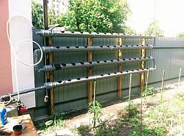DFT-система из канализационных труб 2016 1
