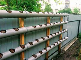 DFT-система из канализационных труб 2016 2