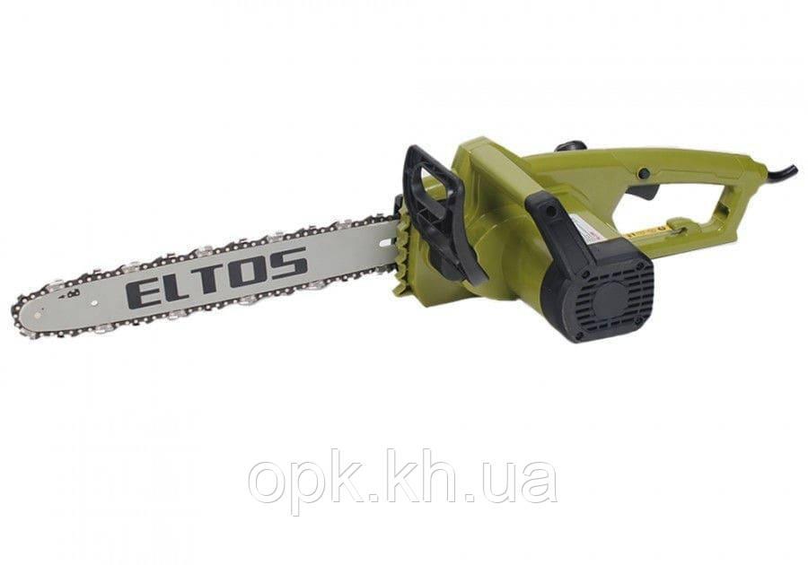 Пила цепная электрическая  Eltos ПЦ-2200