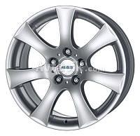 Литые диски Alutec V R17 W8 PCD5x120 ET20 DIA76.1 (polar silver)