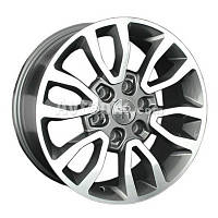 Литые диски Replay Toyota (TY175) R18 W7.5 PCD6x139.7 ET25 DIA106.1 (GMF)