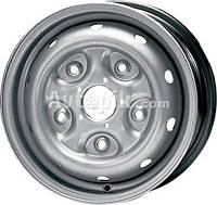 Стальные диски KFZ 8505 R15 W5.5 PCD5x160 ET60 DIA65.1 (silver)