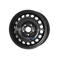 Стальные диски KFZ 9165 Skoda R15 W6 PCD5x112 ET47 DIA57.1 (black)