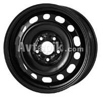 Стальные диски KFZ 9980 Mazda R16 W6.5 PCD5x114.3 ET52.5 DIA67.1 (black)