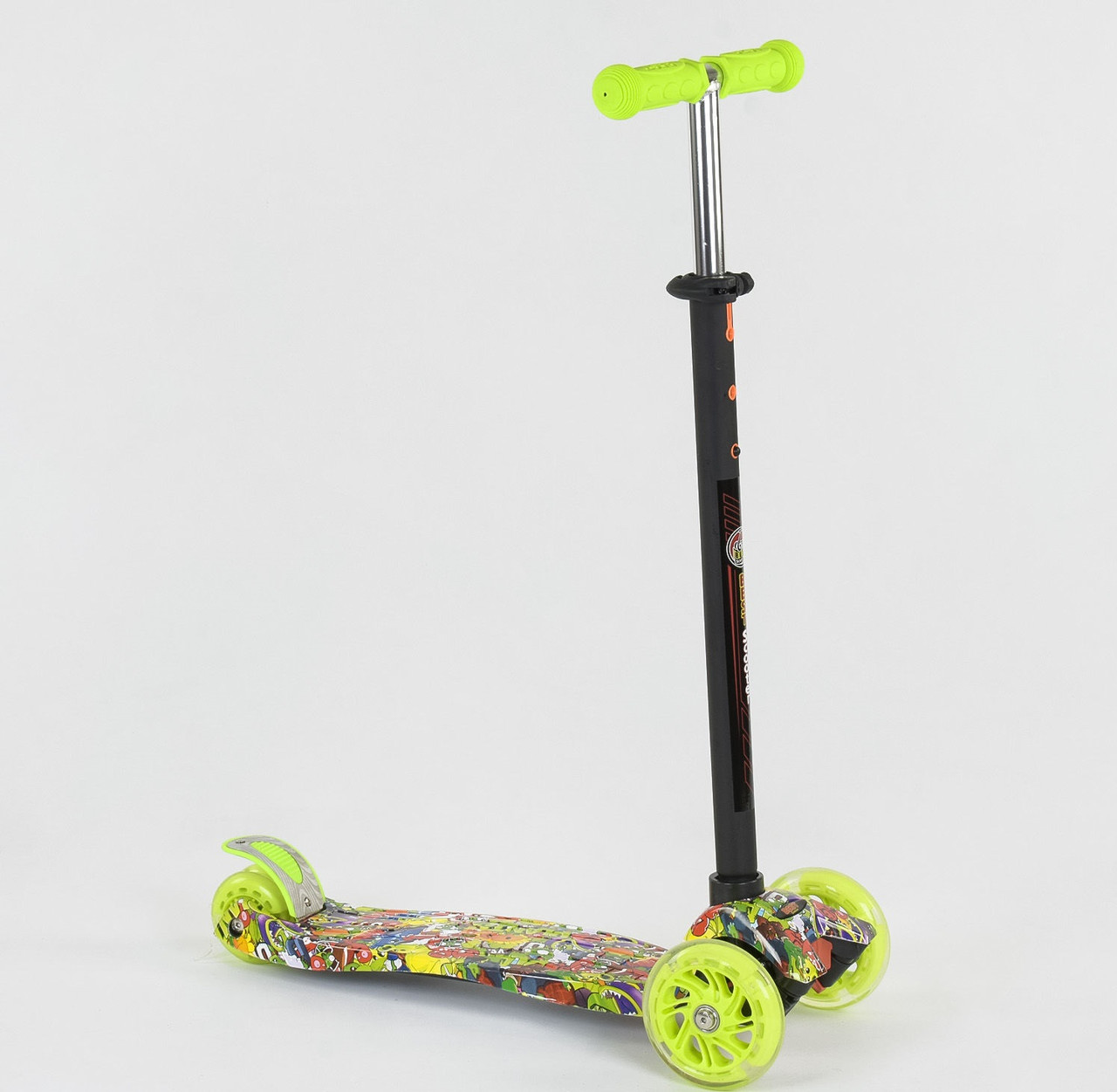Самокат Best Scooter Maxi A 25534 /779-1332 Бест Скутер Макси