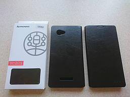 Чехол-книжка Flip Cover для Lenovo A880 Black