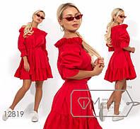 """Стильное платье мини """" Коттон """" Dress Code"""