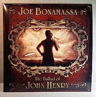 CD диск Joe Bonamassa -  The Ballad Of John Henry