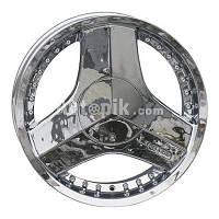 Литые диски RS Wheels 617 R18 W7.5 PCD4x100 ET40 DIA73.1 (chrome)
