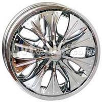 Литые диски RS Wheels 86 R20 W8.5 PCD6x139.7 ET15 DIA108 (chrome)