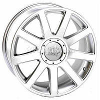 Литые диски WSP Italy Audi (W532) RS4 Paestum R15 W6.5 PCD5x100 ET35 DIA57.1 (hyper silver)