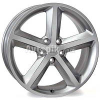 Литые диски WSP Italy Audi (W566) Gea R17 W8 PCD5x112 ET39 DIA66.6 (hyper silver)