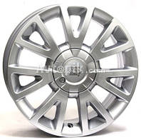Литые диски WSP Italy Renault (W3303) Assen Clio R17 W7 PCD4x100 ET38 DIA60.1 (hyper silver)