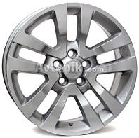 Литые диски WSP Italy Land Rover (W2355) Ares R20 W9.5 PCD5x120 ET53 DIA72.6 (anthracite polished)