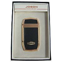 Зажигалка     электроимпульсная JOBON XT-4963 с USB зарядкой