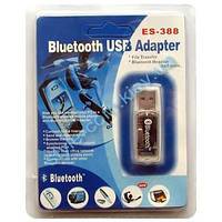 Bluetooth USB dongle 100m (красн. или прозр.)