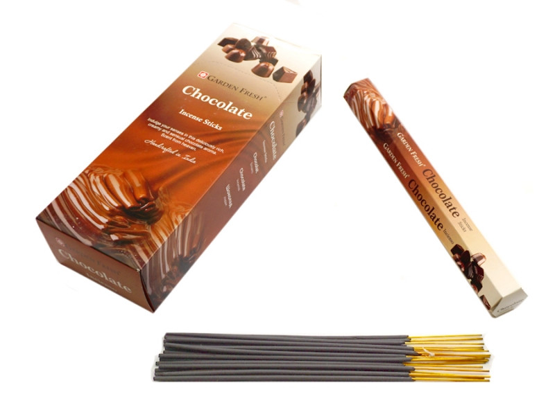 9130000 GF CHOCOLATE (шестигранник) Шоколад