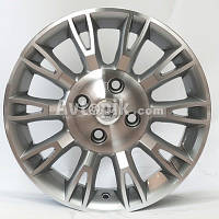 Литые диски WSP Italy Fiat (W150) Valencia R15 W6 PCD4x100 ET45 DIA56.6 (anthracite polished)