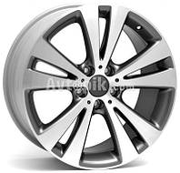 Литые диски WSP Italy Volkswagen (W445) Hamamet R19 W8 PCD5x112 ET45 DIA57.1 (anthracite polished)