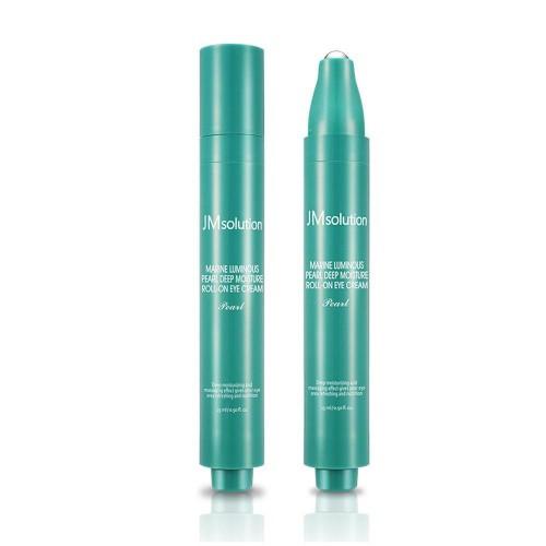 Крем для глаз с морскими минералами JMsolution Marine Luminous Pearl Deep Moisture Roll-On E 15 ml