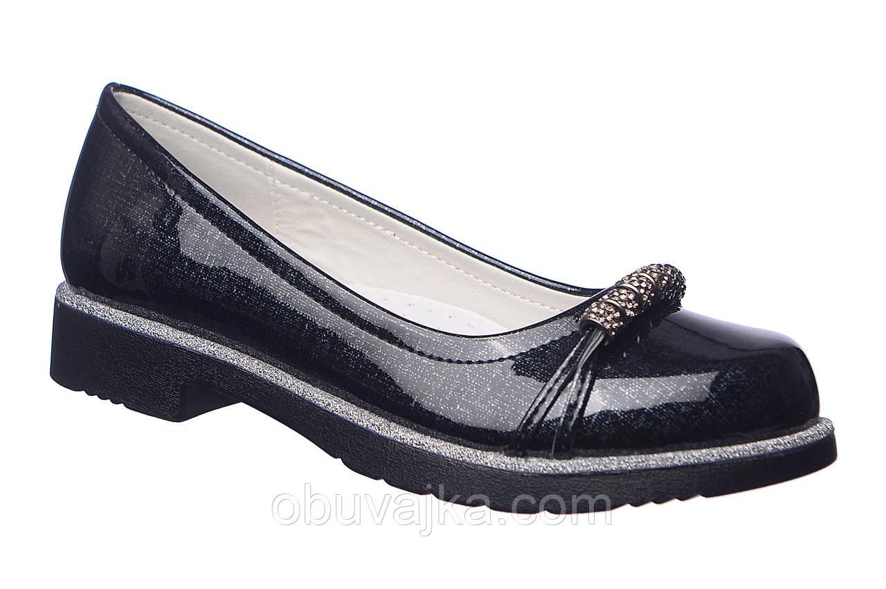 Школьная обувь Подростковые туфли для девочек от производителя Tom m(33-38)