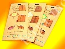 0213179 TS - 3 Подарочный набор в картонном пакете 20 палочек