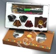 0213180 Подарочный набор в прямоугольной картонной коробке.